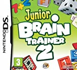 Junior Brain Trainer 2 (Nintendo DS) [Nintendo DS] - Game
