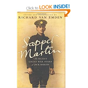 Sapper Martin - Richard Van Emden