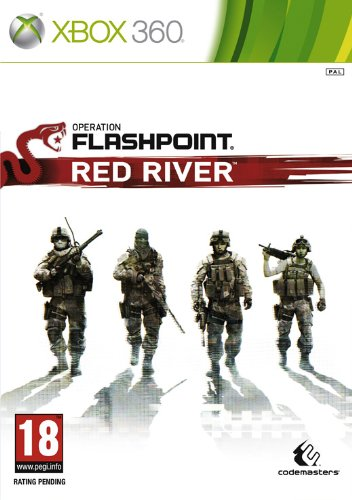 OPERATION FLASHPOINT RED RIVER XBOX360