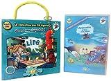 echange, troc La Planète des Alphas : DVD/CD + lot de 28 figurines