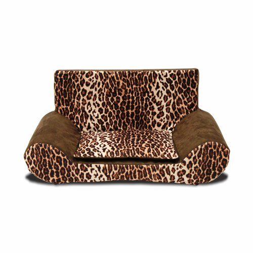Цвет: Леопард коричневый