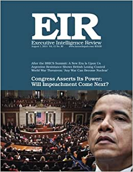Executive Intelligence Review; Volume 41, Number 30: Published August 1, 2014