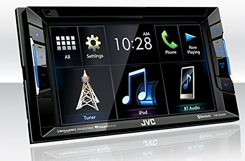 jvc-kw-v230bt-bluetooth-dvd-cd-usb-receiver-with-62-inch-touch-panel