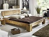 Bett-Doppelbett-Paula-200x200cm-Wildeiche-gelt-Holz-massiv