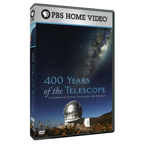Cover art for  400 Years of the Telescope