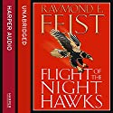 Flight of the Night Hawks: Darkwar, Book 1 Hörbuch von Raymond E. Feist Gesprochen von: Peter Joyce
