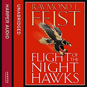 Flight of the Night Hawks Hörbuch