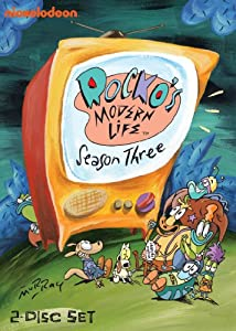 Rocko's Modern Life: Season Three [DVD] [Region 1] [US Import] [NTSC]