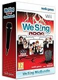 We Sing Rock Plus One Mic (Nintendo Wii/Wii U)