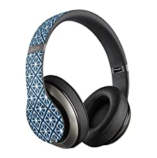 buy Navy White Cross Diamonds Skin/Decal Compatible With Beats Studio Wireless