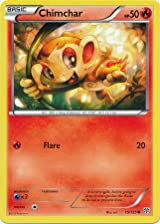 Pokemon - Chimchar (15/135) - BW - Plasma Storm