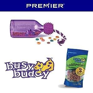 Busy Buddy Tug-a-jug Plus Buddy Oh's Treats