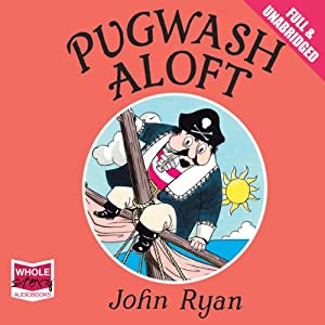 Pugwash Aloft Audiobook