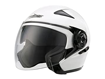 GERMOT gM 600 casque jet blanc