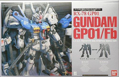 Bandai Hobby Gundam GP-01/Fb