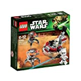 Lego Star Wars TM - 75000 - Jeu de Construction - Clone Troopers Vs Droïdek