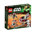 LEGO Star Wars 75000: Clone Troopers...
