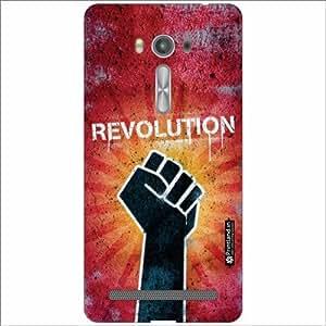Asus ZenFone 2 Laser ZE550KL Back Cover - Silicon Revolution Designer Cases