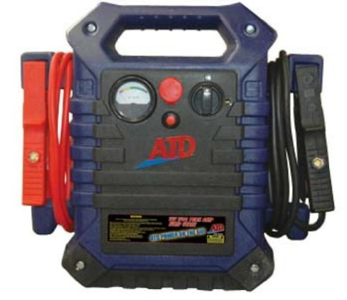 Atd Tools 5928 12V 1700 Peak Amp 'Atd Power On The Go' Professional Jump Start front-73855