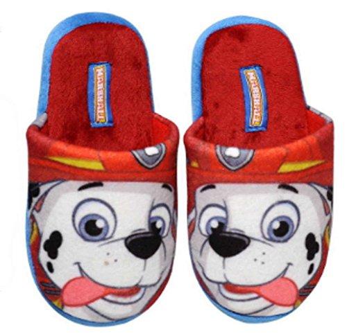 paw-patrol-pantofole-ciabatte-da-camera-in-peluche-bambino-pt93604-27-28-marshall