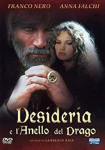 Amazon.com: desideria e l'anello del drago (Dvd) Italian Import: anna