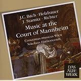 J.C. Bach, Richter, Holzbauer, J. Stamitz: Music At The Court Of Mannheim