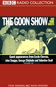 The Goon Show, Volume 18 Radio/TV Program