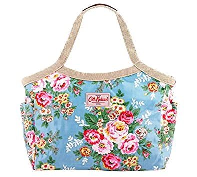 cath kidston damen tote tasche blau blau schuhe handtaschen. Black Bedroom Furniture Sets. Home Design Ideas