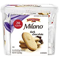 Pepperidge Farm Milano Cookie Tub, Pack of 20 (15-Ounce Each)