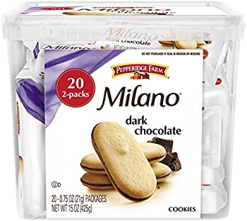 20-Pack Pepperidge Farm Milano Cookie Tub (15-Ounce)