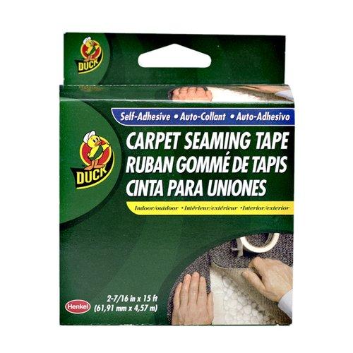 Duck Brand 442063 2-7/16-Inch-by-15-Feet Fiberglass Carpet Seaming Tape