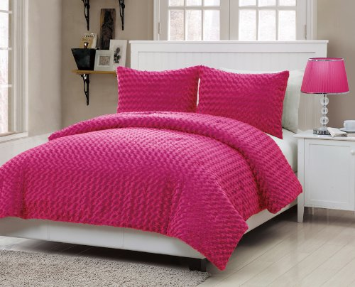 Pink Twin Comforter