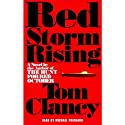 Red Storm Rising (       UNABRIDGED) by Tom Clancy Narrated by Michael Prichard