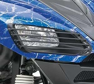 Genuine O.E.M Kawasaki 2004-2009 KFX 700 / KFX700 Headlight Guards pt# 99994-0015