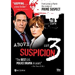 Above Suspicion: Set 3