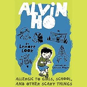 Alvin Ho #1 Audiobook