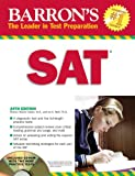 Barron's SAT, 24th Edition (Book & CD-ROM)