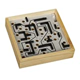 The Mazeby Professor Puzzle