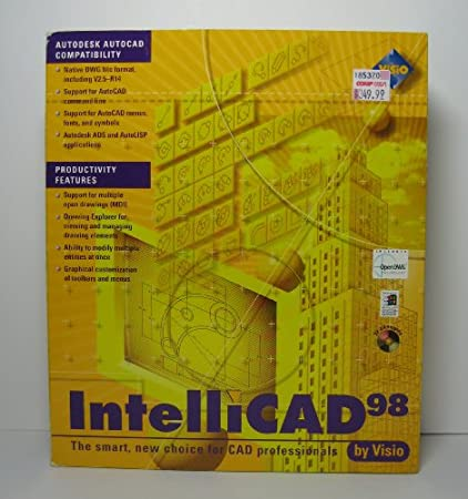 IntelliCAD 98