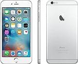 Apple アップル iPhone6 Plus 16GB シルバー 【格安SIM使用可能】 SIMフリー 白ロム アップル社正規整備済み メーカーリファブ品
