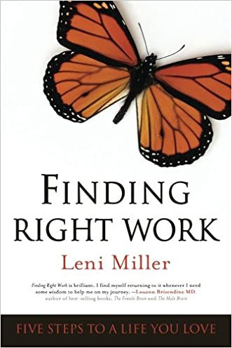 Finding Right Work: Five Steps to a Life You Love written by Leni Miller