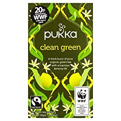 Pukka Clean Green, 20 Tea Bags