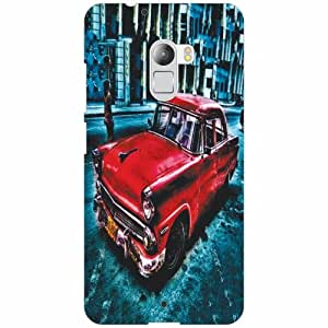 Printland Phone Cover For Lenovo K4 Note