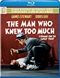 The Man Who Knew Too Much/ L'homme qui en savait trop (Bilingual) [Blu-ray]