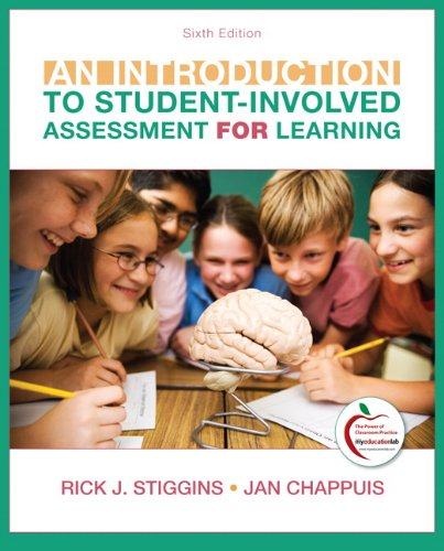 An Introduction to Student-Involved Assessment FOR...