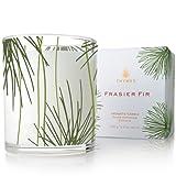 Thymes Poured Candle, Frasier Fir, 6.5-Ounce Jar