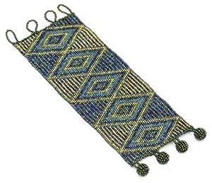 Huichol Tight Weave Wide Width Beaded