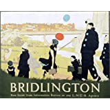 Bridlington, by R.E. Higgins (V&A Custom Print)