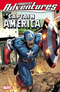 Marvel Adventures Avengers: Captain America by Scott Gray, Roger Langridge, Todd Dezago and Roger Stern