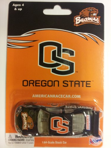 Oregon State University Beavers 1:64-scale NASCAR Race Car